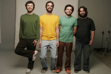 Los Hermanos volta mais uma vez para nova turnê pelo Brasil.