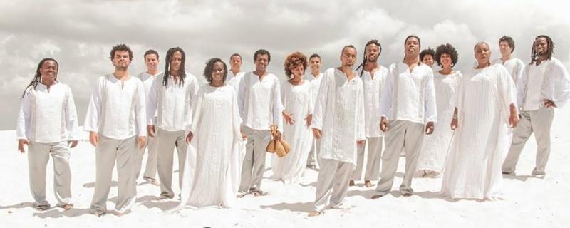 Orquestra Afrosinfônica Salvador Shows Agosto