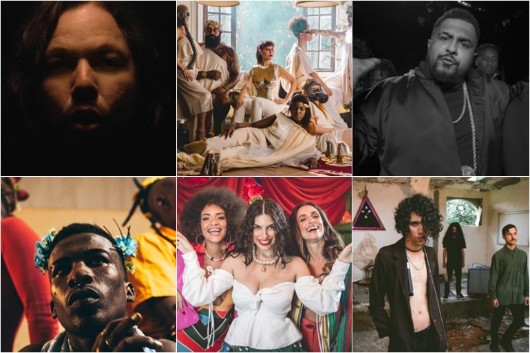 Videoclipes música baiana novidades PItty Teago Oliveira Baco Exu do Blues