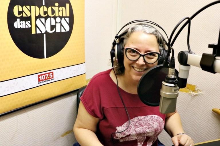 Entrevista Daniela Souza Rádio Educadora