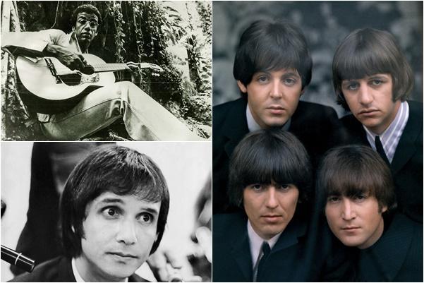 Rádios Brasileiras Décadas Jorge Ben Roberto Carlos e The Beatles