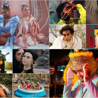 Videoclipes Brasil 2019 Música Brasileira Contemporânea