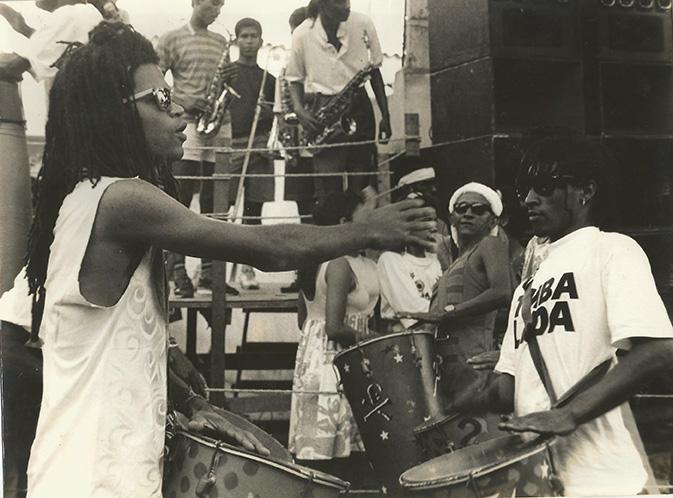 Carlinhos Brown - Ensaio da Timbalada - Candeal