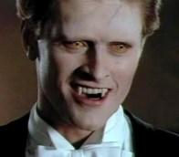 """Geordie Johnson en """"Dracula the series"""" (1990)"""