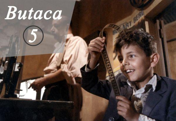 Butaca 5 - cine
