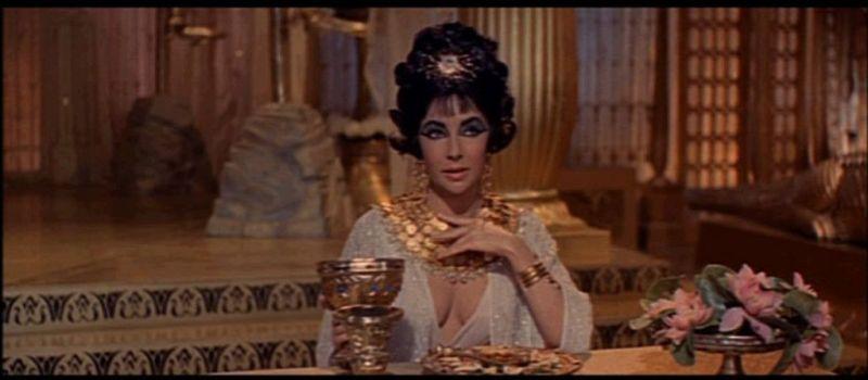 Cleopatra es un claro ejemplo de egiptomanía