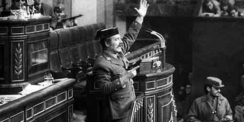 Pronunciamientos y golpes militares en la España de los siglos XIX y XX