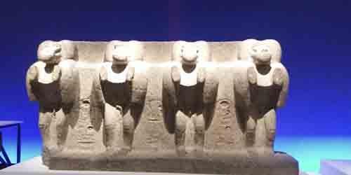 Tiempos del Hierro en el mundo celtibérico – Impresiones sobre la exposición: Animales y Faraones