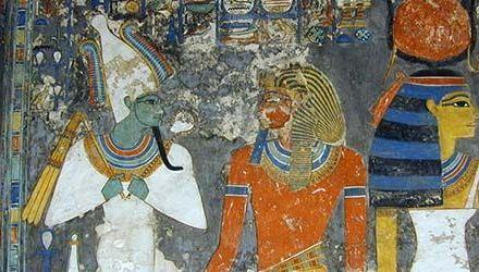 Conociendo a Osiris – La mirada de Antonio Machado