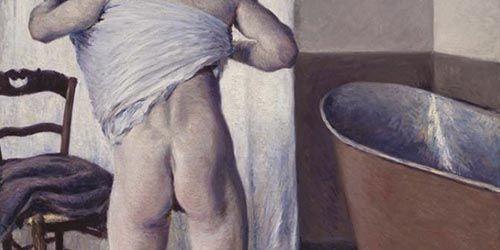 Culo de Gustave Caillebotte