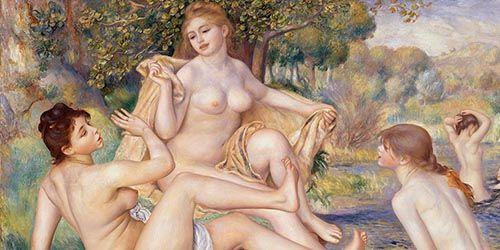 La pintura de Renoir. Más allá del Impresionismo