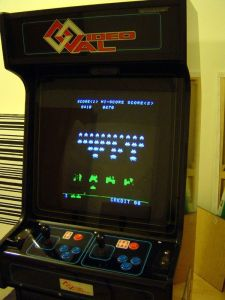 Máquina de Space Invaders 1