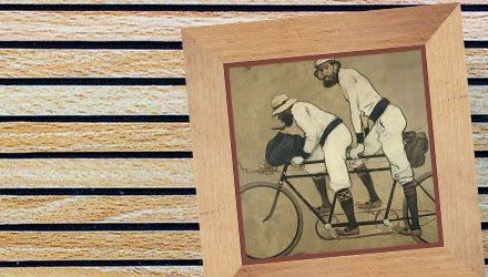 Picasso, Casas y Els Quatre Gats