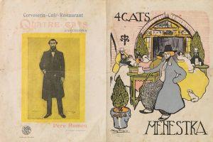 Els Quatre Gats fue un espacio para modernistas españoles