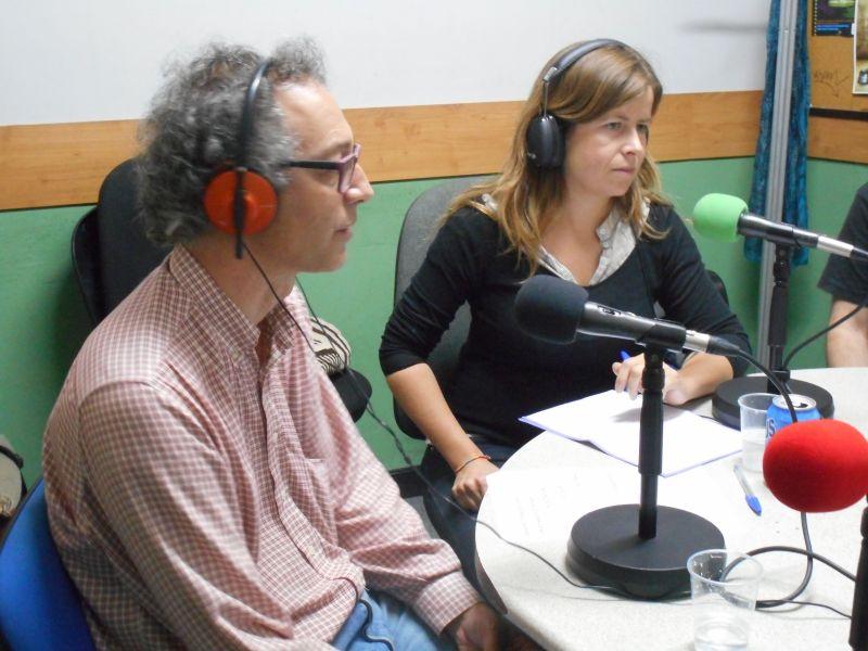 Carlos Caballero y Lourdes López (G.I.P.A)
