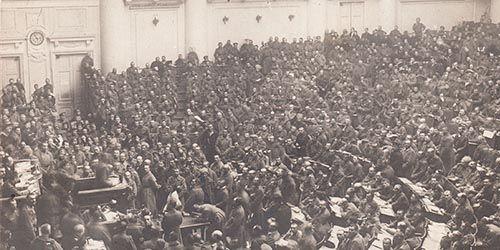 La Revolución rusa (2)