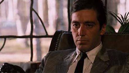 La mirada de Michael Corleone