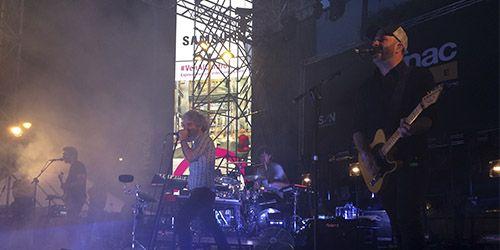 El Día de la Música apaga la sed en la Plaza de Callao de Madrid con Fnac Live'17