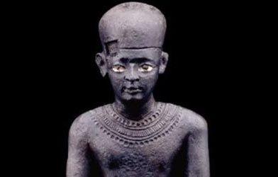 Imhotep, de hombre a divinidad