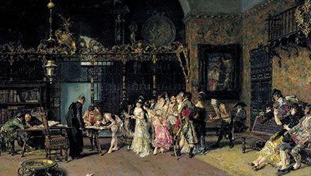 La pintura de Mariano Fortuny
