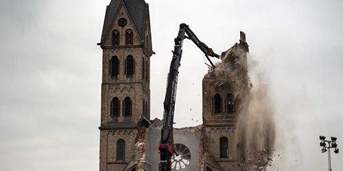 Patrimonio derribado