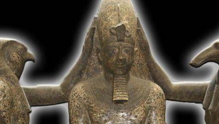 El faraón en el Antiguo Egipto