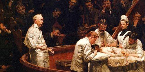 Portada del artículo de Miguel Conde que habla sobre la Historia de la cirugía