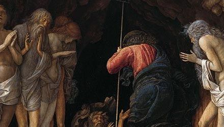 Arte partido en dos: los casos de Mantegna y Carpaccio