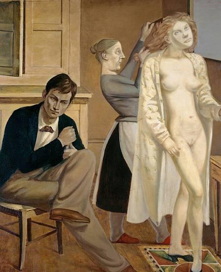 El aseo de Cathy (1933) | Procedencia: Centro Pompidou de París