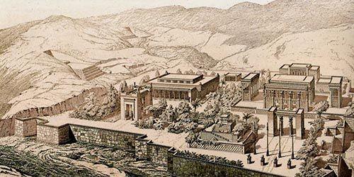 Persépolis por Charles Chipiez. Persépolis es un lugar clave para entender la historia de Irán