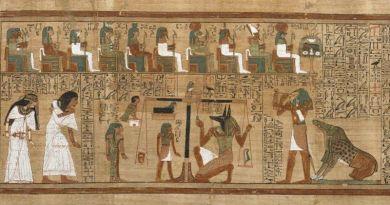 Libro de los muertos del Museo Británico de Londres