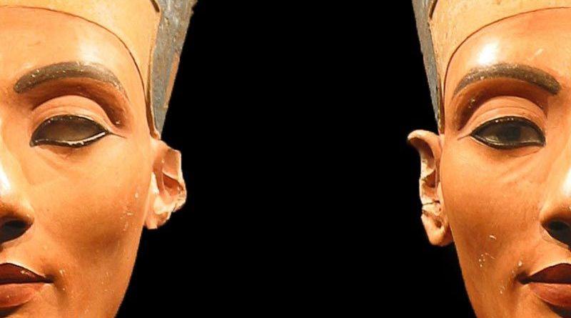 Nefertiti fue una de las piezas en la revolución de Amarna
