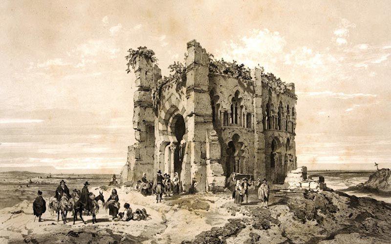 Viaje por el patrimonio en ruinas de España
