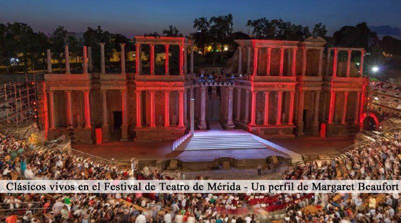 Hablamos con Jesús Cimarro, , Director del Festival Internacional de Teatro de Mérida