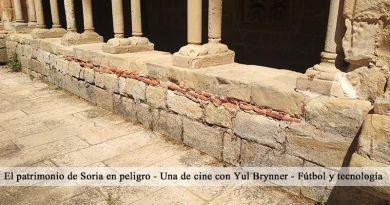 Concatedral de Soria en peligro. Historia del patrimonio