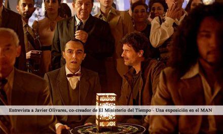Hablamos con Javier Olivares, co-creador de El Ministerio del Tiempo