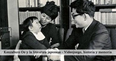 Kenzaburo Oe es el protagonista del presente programa de radio