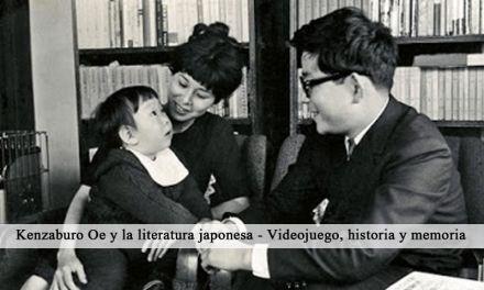 Kenzaburo Oe y la literatura japonesa