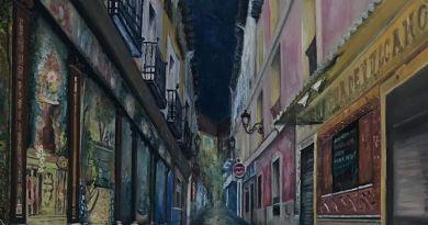 Pintura en Madrid con Ana Molina