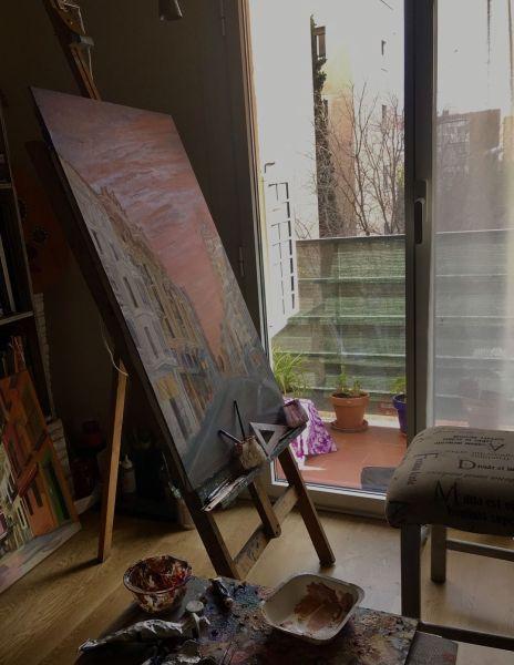 Pintura - Madrid