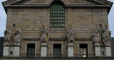 Monasterio de El Escorial - templo de Salomón