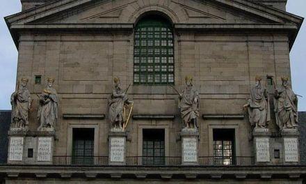 El Escorial y el templo de Salomón – Radiografía de la polio