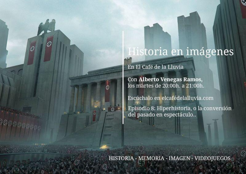 Alberto Venegas- Hiperhistoria