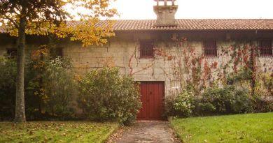 San pedro de rocas- patrimonio - galicia