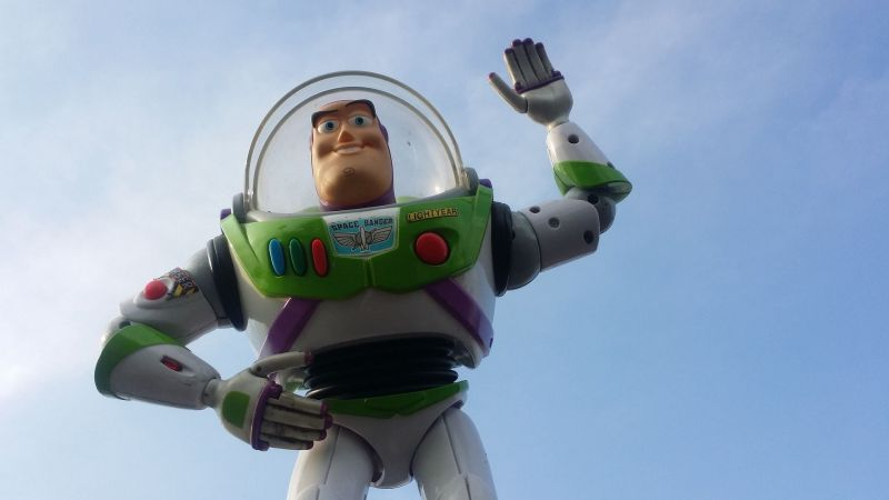 Buzz- Toy Story