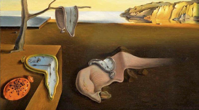 Miró - Dalí-Surrealismo-Arte-Tiempo
