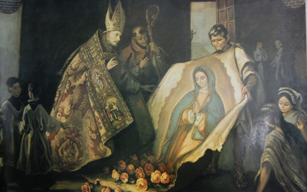 Tonantzin de Guadalupe