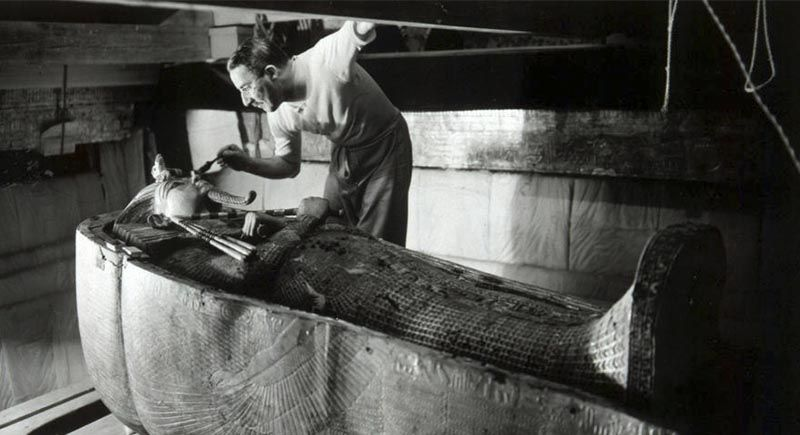 Howard Carter - libro