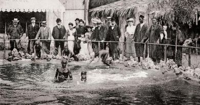 Zoológicos humanos - senegal- Francia