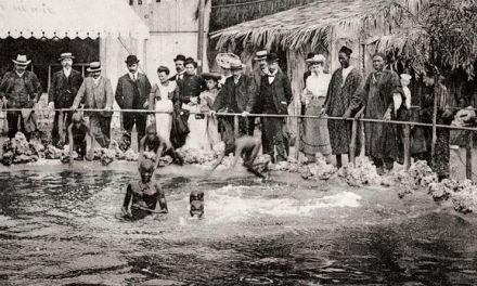 Zoológicos humanos en Europa